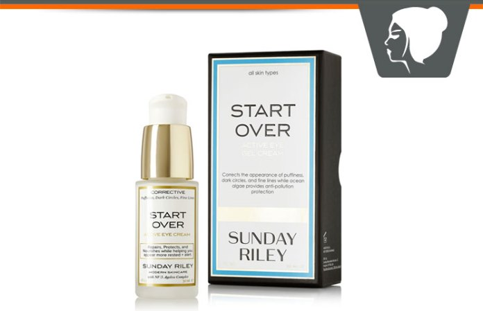 Sunday Riley Start Over Active Eye Cream Review - Quality