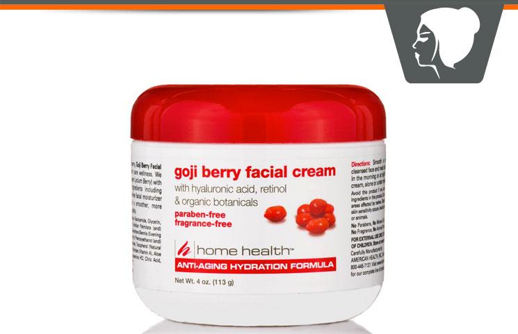 Goji Berry Facial Cream Review Natural Anti Aging Skin