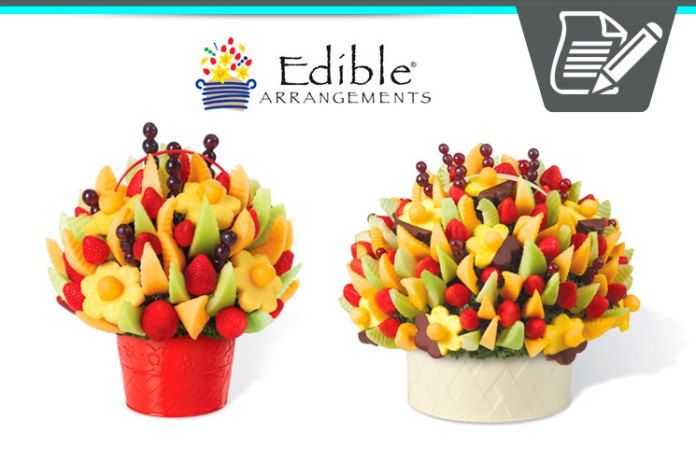 Edible Arrangements Review Special Fruit Baskets