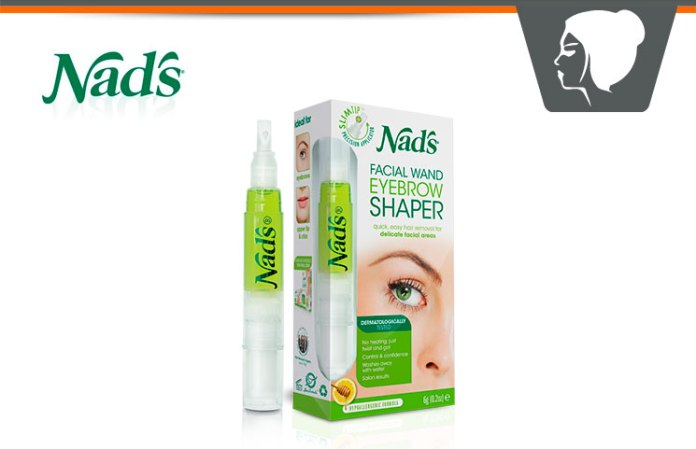 Nads Facial Wand Eyebrow Shaper Review Natural Hair Removal