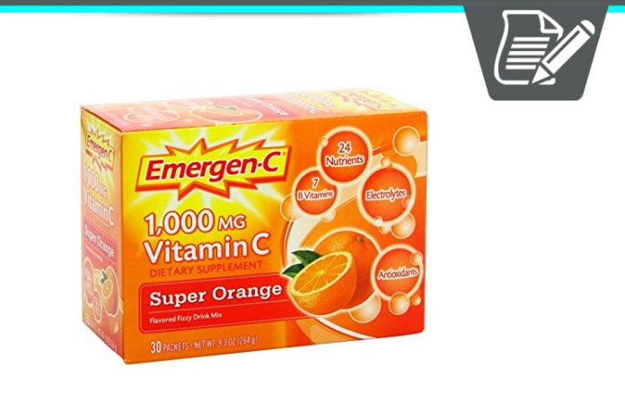 Emergen c for weight loss
