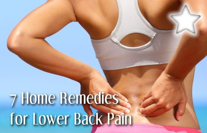 6 Low Back Pain Symptoms, Locations, Home Remedies ...