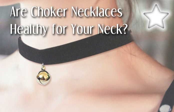 Choker Necklaces Safety