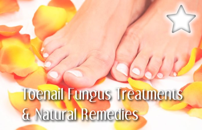 Toenail Fungus Treatments & Natural Remedies Review - Healthy Methods?