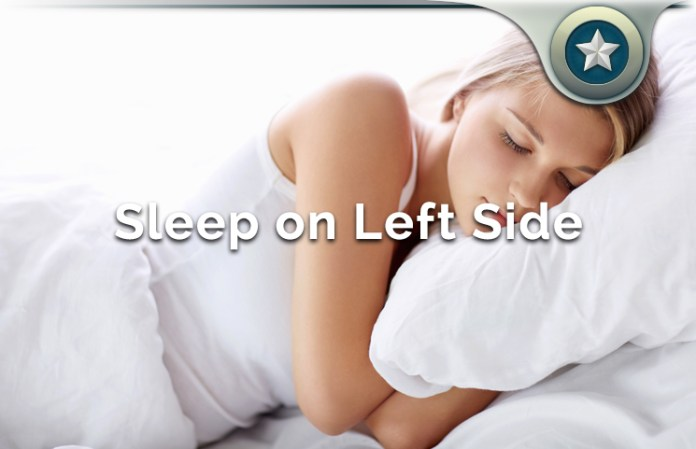 Sleep On Left Side