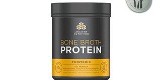Bone Broth Protein Turmeric