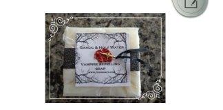 Pojos Garlic Soap