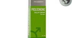 Doc Johnson Prolonging Delay Cream