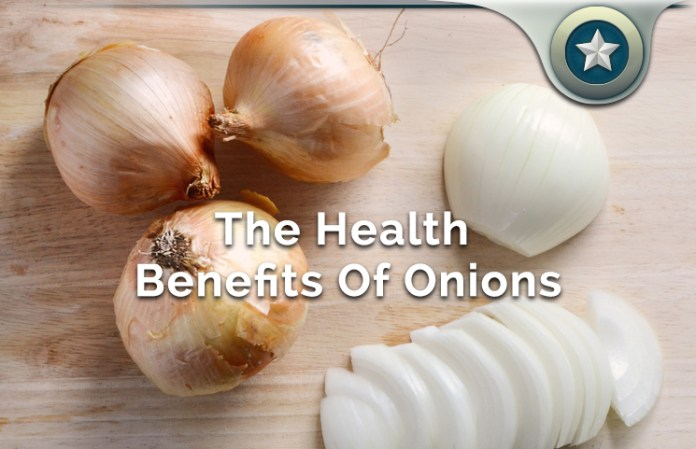 Onion Nutrition Health Benefits