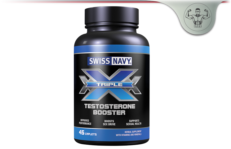 Triple X Testosterone Booster Review - Swiss Navy's Testofen Benefits?