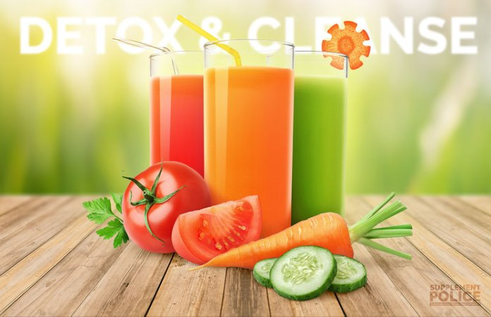 detox cleanse health supplement guide