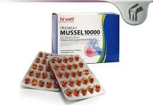 Hi Well Premium Green Lipped Mussel