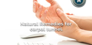 Natural Carpal Tunnel Remedies