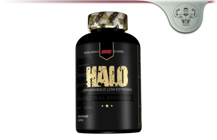 redcon 1 halo natural anabolic review - laxogenin muscle enhancement?, Muscles