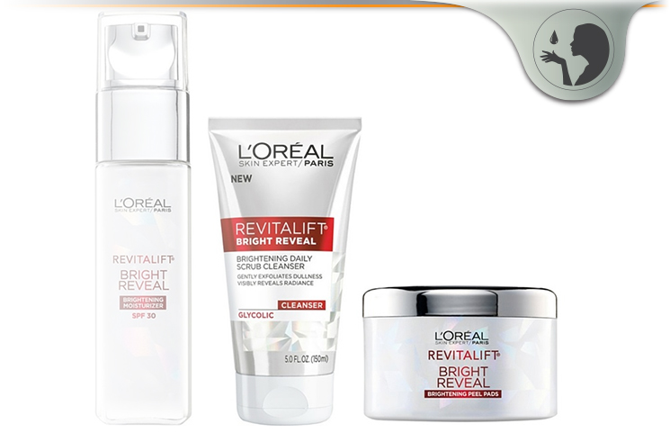 L'Oreal Paris Revitalift Bright Reveal Skincare Line – Do They Work?