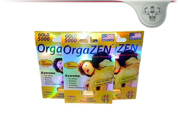Orgazen Gold 5000