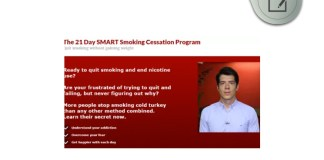 21-Day Smart Smoking Cessation Program