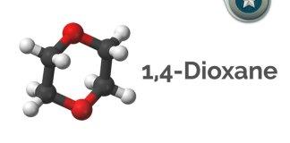 1,4-Dioxane Toxic Skincare Ingredient