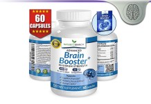 Advanced Brain Booster+ Supplement