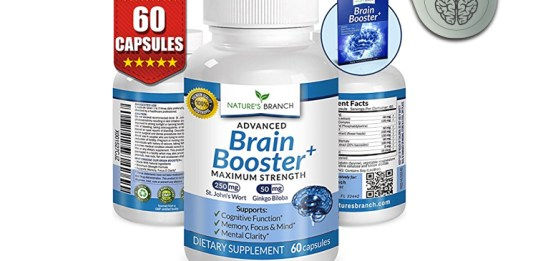 Advanced Brain Booster+ Supplement