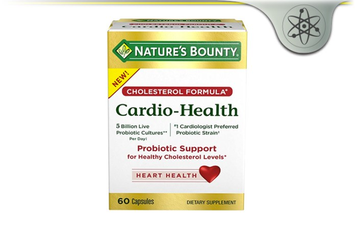 Nature's Bounty Cardio Health