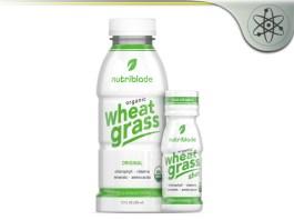 Nutriblade Organic Wheatgrass Shot