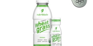 Nutriblade Organic Wheatgrass Shot