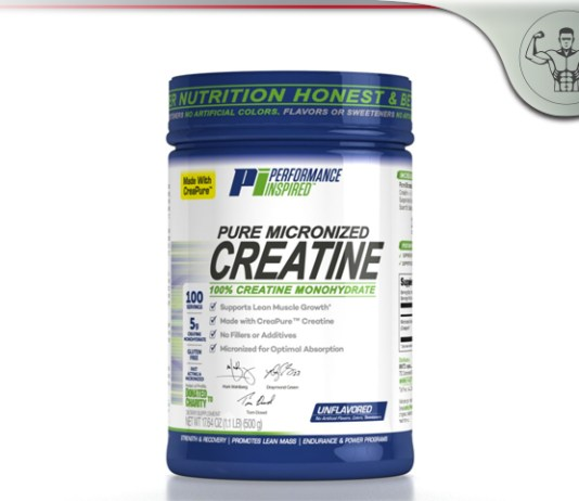 PI Nutrition Pure Micronized Creatine