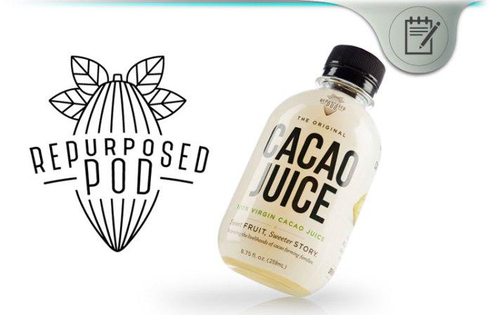 Repurposed Pod Cacao Juice
