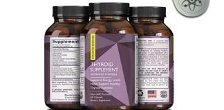 Brandon Sciences Thyroid Supplement