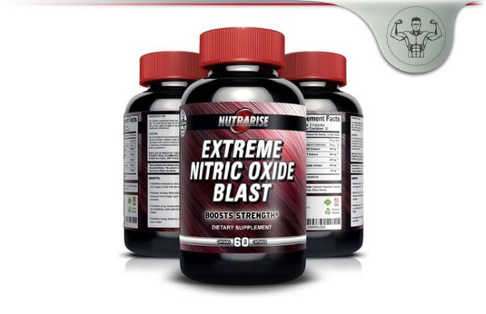 Nutra Rise Extreme Nitric Oxide Blast