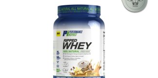 PI Nutrition Ripped Whey Protein