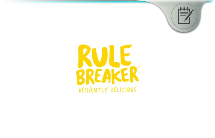 Rule breaker snacks review guilt free beans brownies blondies rule breaker snacks malvernweather Images