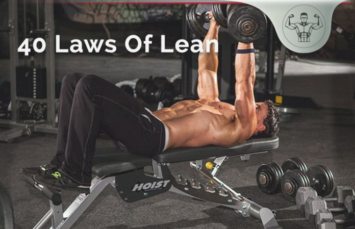How To Train For Lean Muscular Physique