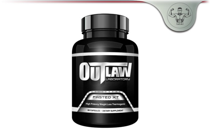 Outlaw Laboratory Fasted XT
