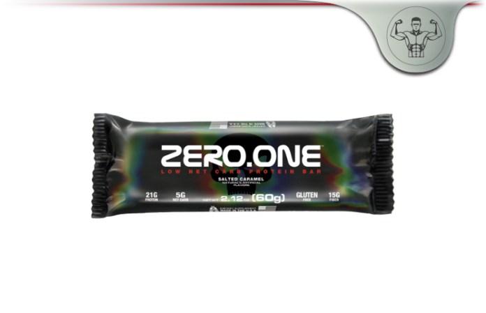 Zero.One Protein Bar