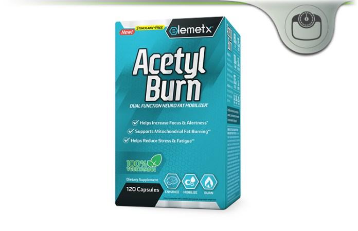 ElemetX AcetylBurn