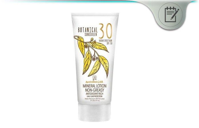 Australian Gold Mineral Sunscreen