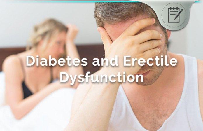 Diabetes & Erectile Dysfunction