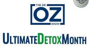 Dr Oz Ultimate Detox Month