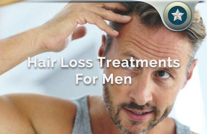 Men's Hair Loss Treatments