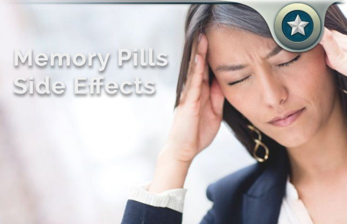 Memory Pills Side Effects