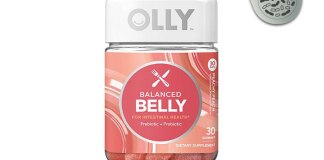 Olly Balanced Belly review