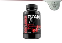 Titan Nutrition Test Launch