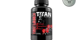 Titan Nutrition Test Launch