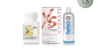 Amway XS Energy & Sports Nutrition