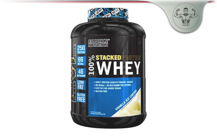 evl stacked protein whey