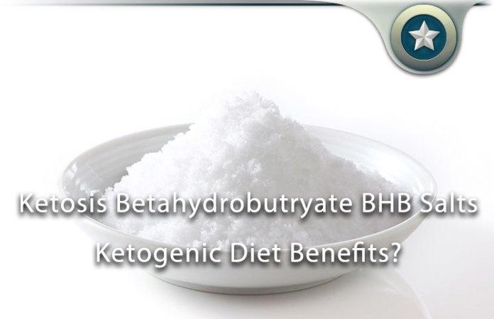 Ketosis Betahydrobutryate BHB Salts