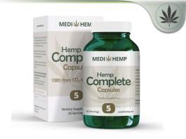 MediHemp Hemp Complete Capsules