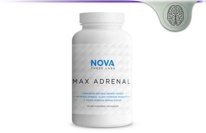 Max Adrenal
